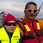 Nacho y navegar